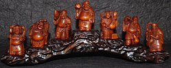 Seven Lucky Deities of Japan - Sets with All Seven Available for Online Purchase