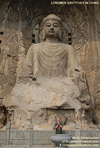Longmen Grottoes, Tang Dynasty Stone Carving