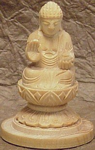 Yakushi Buddha -- Miniature Version